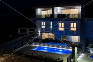 Luxury duplex apartment in a villa with pool, Ciovo, Okrug Gornji, 128m2 5