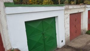 Prodám garáž v Mostě Čepirohy 1