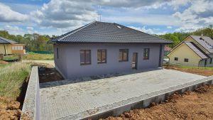 Novostavba RD 4+kk typu bungalov, Doubravčice, okr. Kolín 5