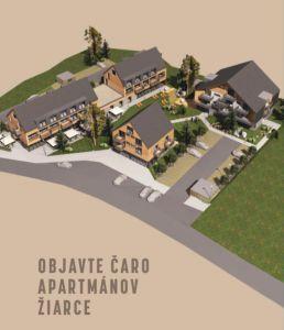 Apartmány Žiarce 3