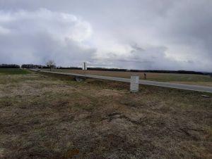 Stavební pozemek pro stavbu provozovny  6 km od ČB 3
