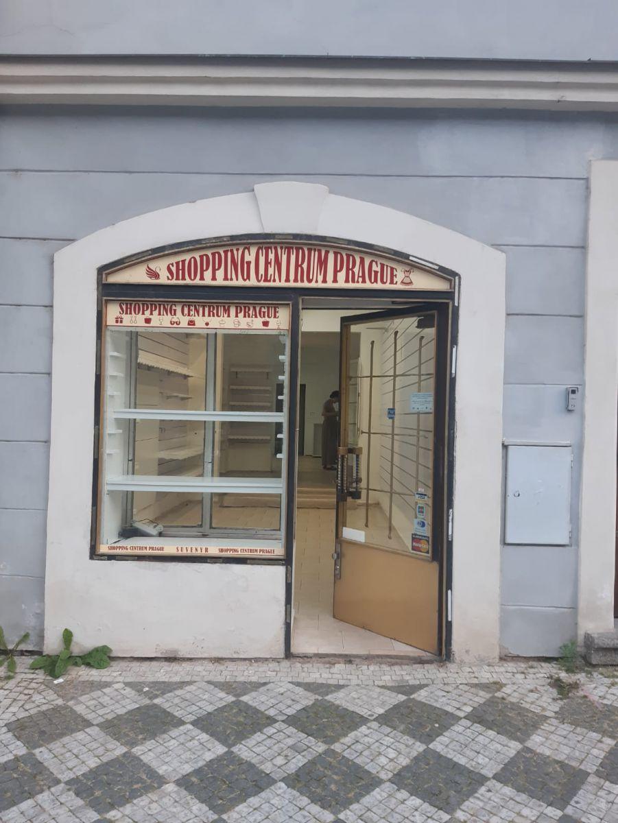 Pronájem obchodních prostor, Praha 1, Hradčany