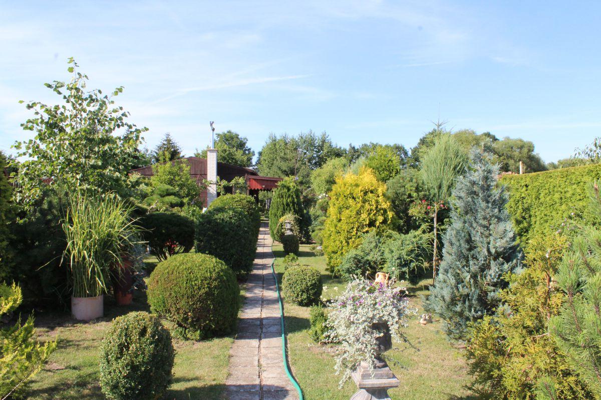 Prodám zahradu s obytnou chatou u Chomutova