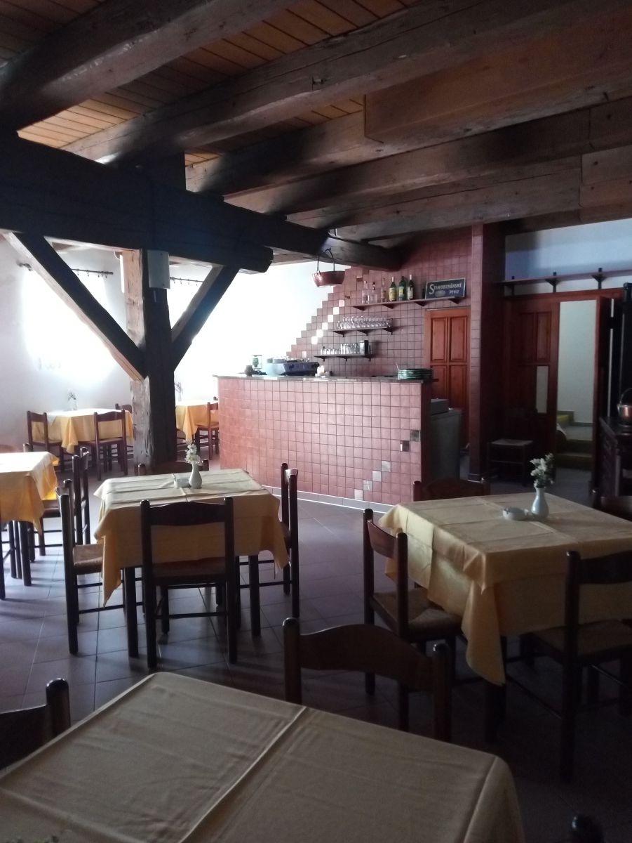 Restaurace/bar