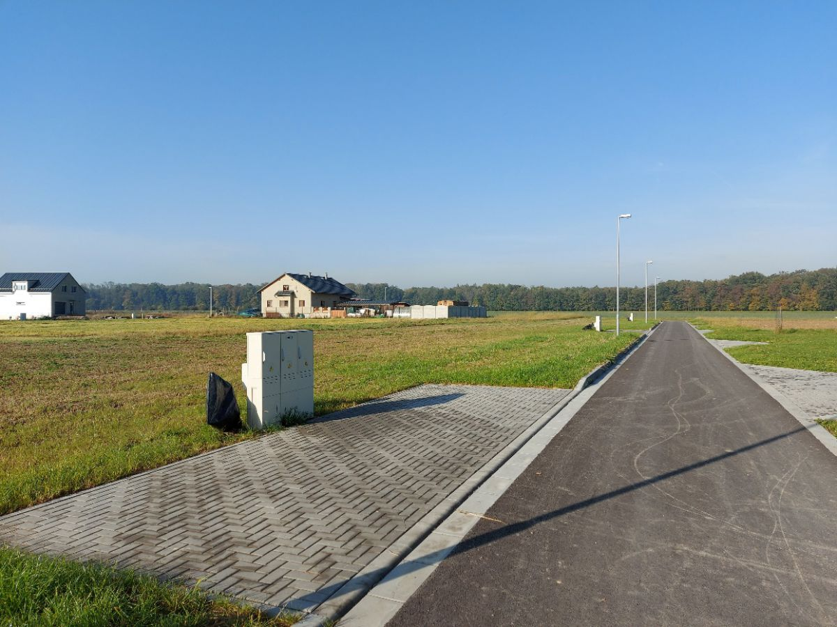 Stavební pozemky - Střeň (okres Olomouc)