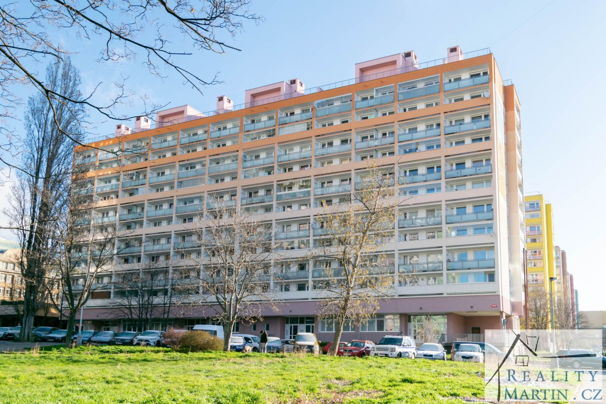 Prodej bytu 2+1 68m2, Praha 10 - Vršovice