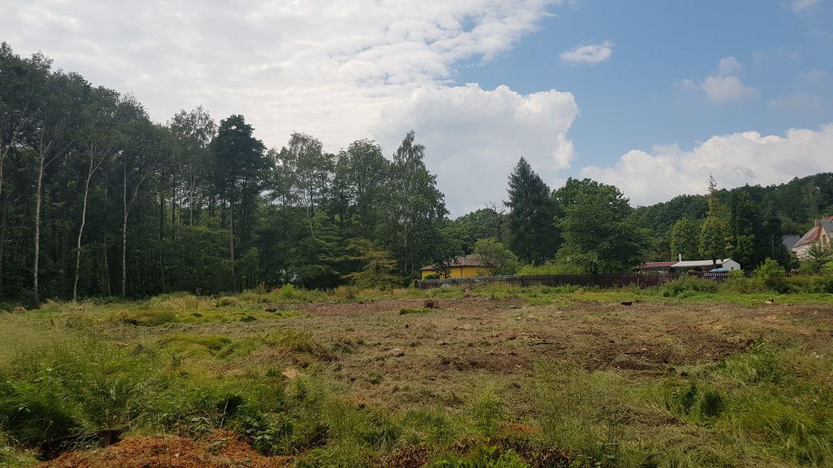 Pozemky k bydlení