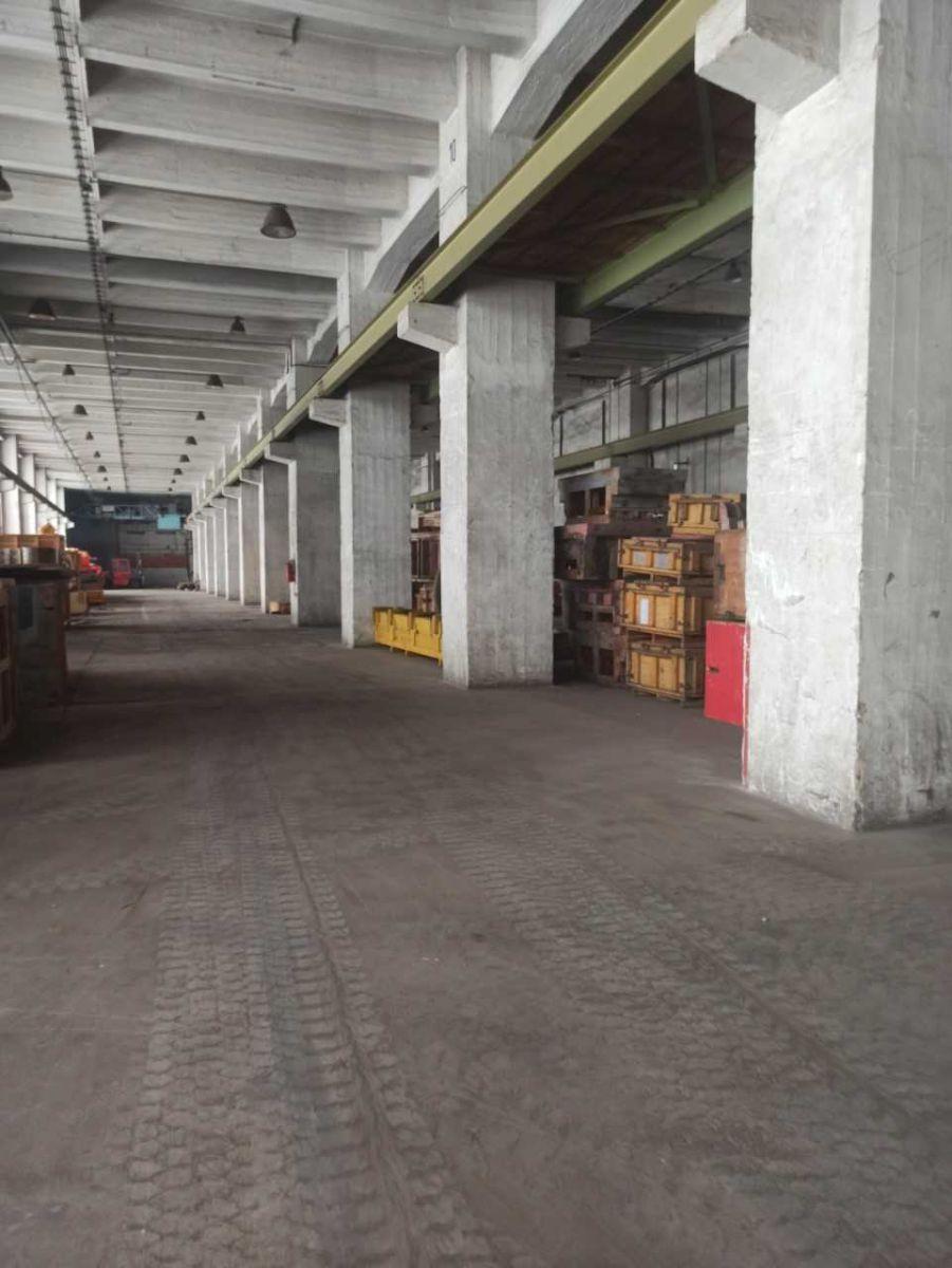 Sklady, výrobní a komerční prostory v Plzni