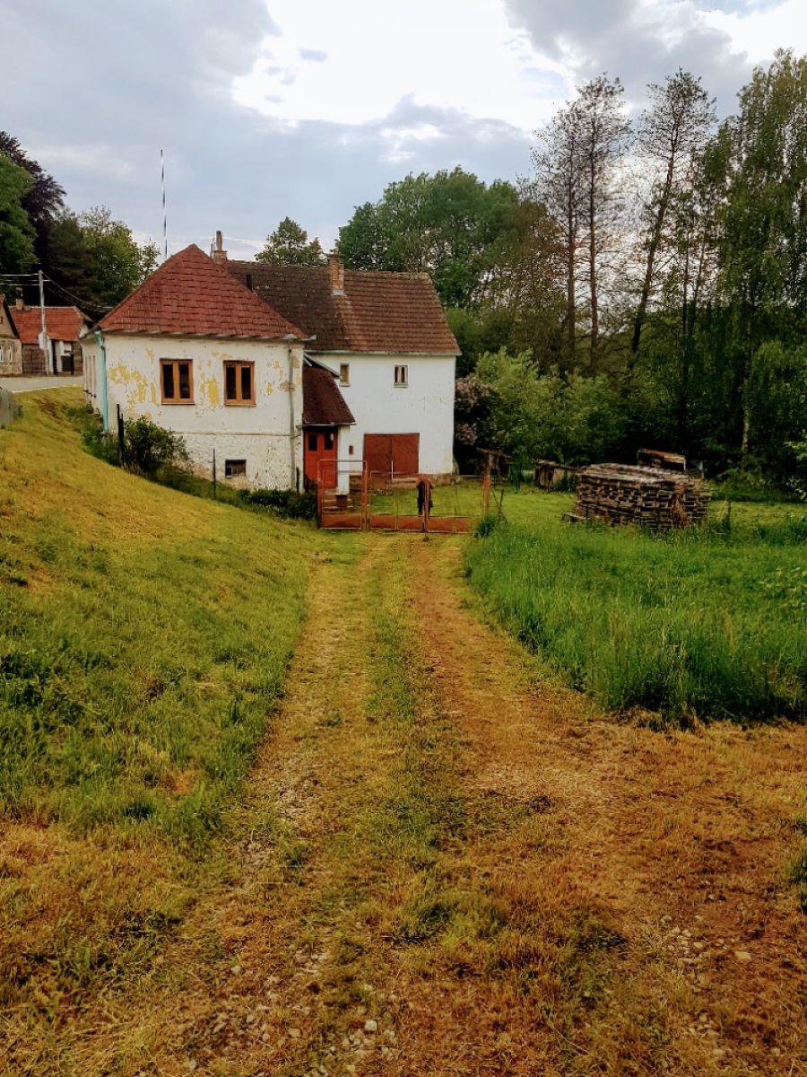 Prodej rodinného domu se zahradou