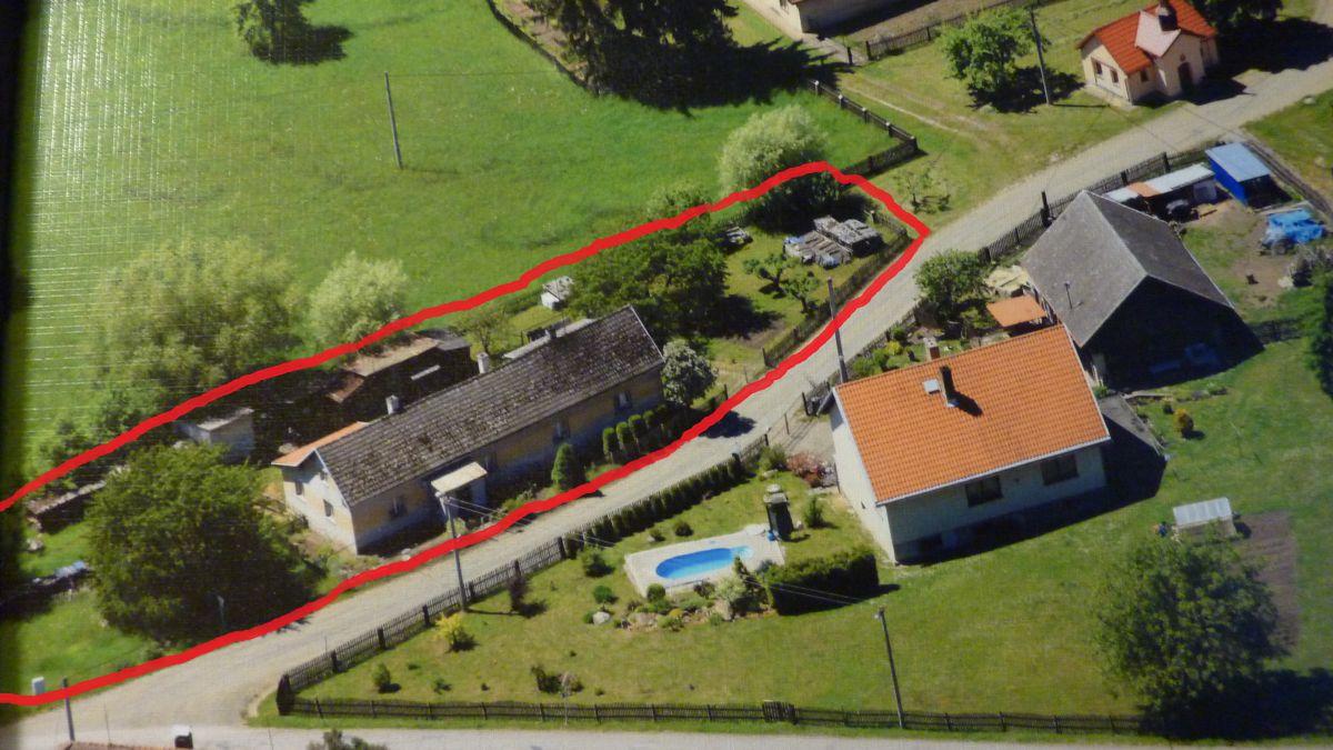 Prodám dům, chalupu v českém ráji.