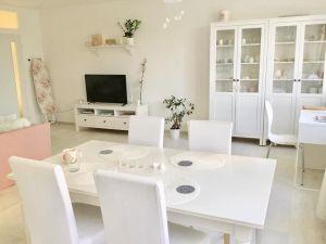 Útulný bílý byt - Soukromý pokoj 2