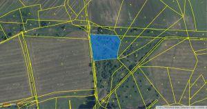 Exkluzivně k prodeji různý souboru pozemků v obce Cisovice 12