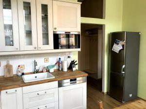 Krásný byt ve Vršovicích, Na Míčánkách Praha 10 3
