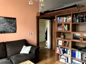 Krásný byt ve Vršovicích, Na Míčánkách Praha 10 5