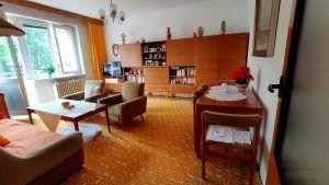 Prodej slunného bytu 2+1 s balkónem v OV 4