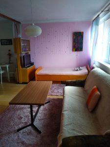 Pronájem bytu 1+kk, 36 m2, Banskobystrická, Praha 6-Dejvice 1