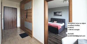 Zrekonstruovaný byt na ul. Varenská Ostrava 3