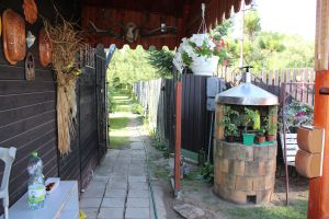 Prodám zahradu s obytnou chatou u Chomutova 7