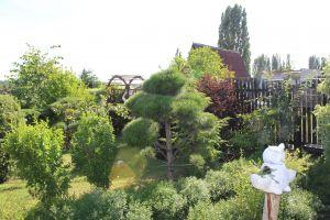 Prodám zahradu s obytnou chatou u Chomutova 16