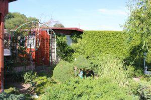 Prodám zahradu s obytnou chatou u Chomutova 20
