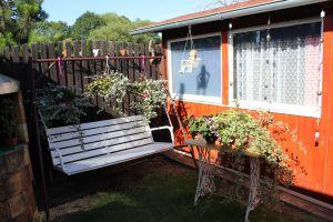 Prodám zahradu s obytnou chatou u Chomutova 5