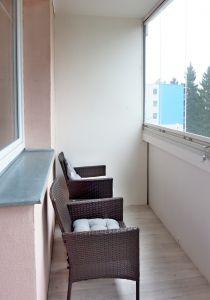 pronájem krásného bytu 1+1 s lodžií 40,5 m² 7