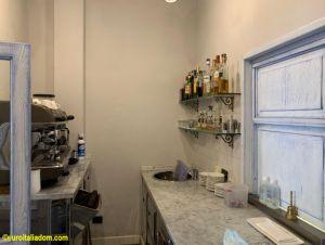 Moderní restaurace v Itálii Toskánsko regionu Florencie 5
