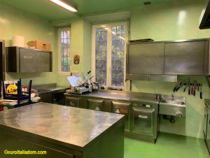 Moderní restaurace v Itálii Toskánsko regionu Florencie 7