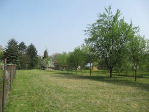 Prodej zahrady v klidné lokalitě u slepého ramene Moravy 1