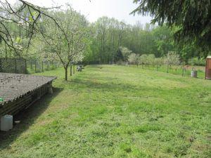 Prodej zahrady v klidné lokalitě u slepého ramene Moravy 2