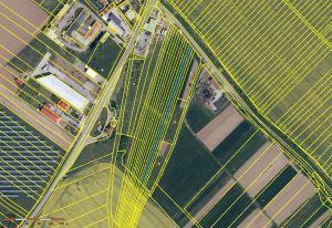 Polešovice okr. UH prodej pozemků orná půda 3.878 m2 1