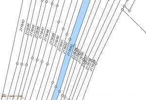 Polešovice okr. UH prodej pozemků orná půda 3.878 m2 2