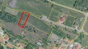Prodám stavební pozemek 1