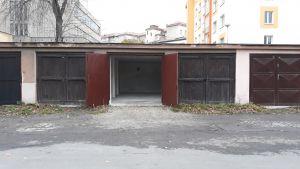 Pronájem garáže Nusle, ul. Na Květnici 1