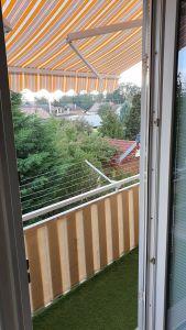 Nabízíme k prodeji krásný cihlový byt v osobním vlastnictví o dispozici 3+1 s výměrou 76 m2 + balkon 3,2 m2 + garáž pod domem + sklep 31 m2.  9