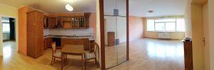 byt pronájem Drahobejlova Praha - Libeň