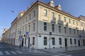Pronájem bytu 2+1 50m2 ul. Prvního Pluku, Praha - Karlín 12