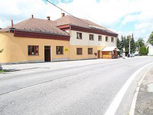 Pronajmu 300 m2 k podnikání obec KNĚŽNICE 5 km od Jičína 2