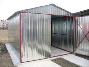 Akce garáž 3x5 už za 9950 Kč 3