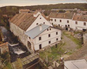 Prodej historického mlýna ve Znojmě 3