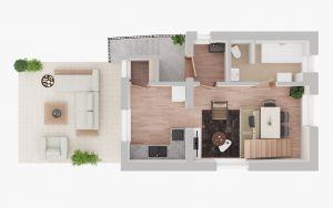 Prodej, Chata, 381 m2 - k celoročnímu bydlení 11