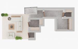 Prodej, Chata, 381 m2 - k celoročnímu bydlení 12