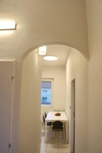 Pronájem bytu 2+kk 43 m2 v zeleni 3