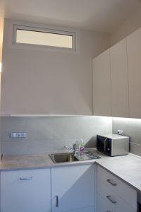 Pronájem bytu 2+kk 43 m2 v zeleni 7