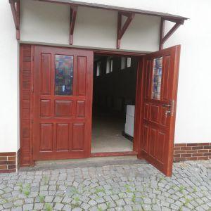 garáž pronájem Pěnčín Svijanský Újezd