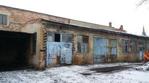 Komerční areál Krnov 2860 m2 2