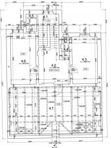 Prodám půdní prostor určený k výstavbě bytové jednotky 14