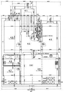 Prodám půdní prostor určený k výstavbě bytové jednotky 15