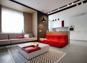 Luxusní byt 1 pokoj 2