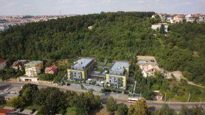 byt pronájem U plynarny 1584/69b Praha